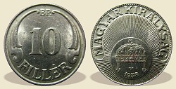 1938-as 10 fillér - (1938 10 fillér)